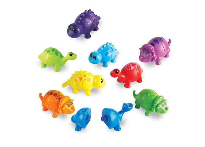 Image of Learning Resources Snap n Learn Dinos - Recommended by Child Behavior Clinic
