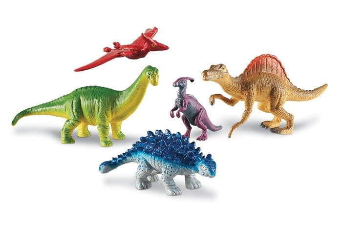 Learning Resources Jumbo Dinosaurs Expanded Set 2