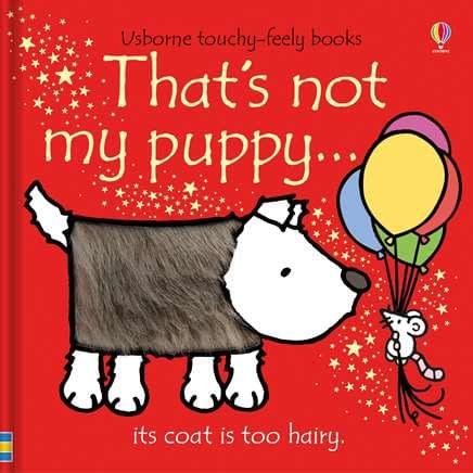 Book cover for Thats Not My Puppy