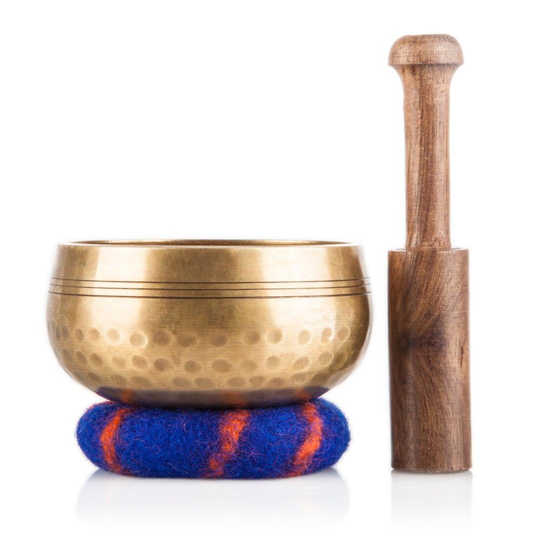Tibetan Singing Bowl Set - Meditation Sound Bowl