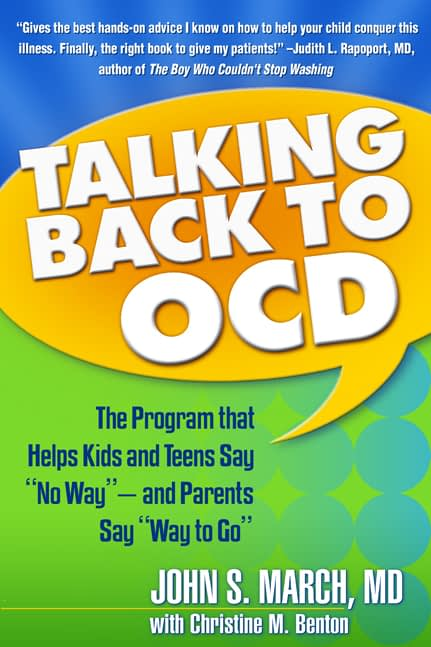 Image of Talking Back to OCD