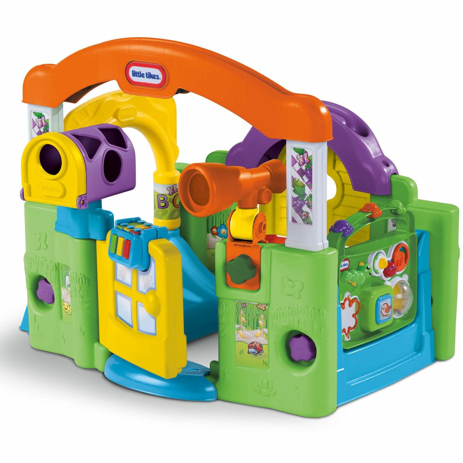 Image of Little Tikes Activity Garden Baby Playset - Recommended by Child Behavior Clinic